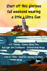 Uv Tanning, Sunless Spray Tans, Redlight Skin Therapy and Infrared Body Wraps